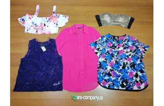 Fashionable mix clothing