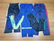 Mix second hand sportswear