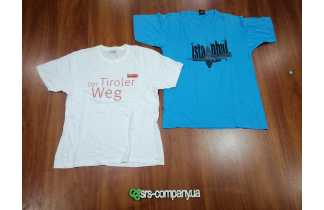 T-shirts and T-shirts